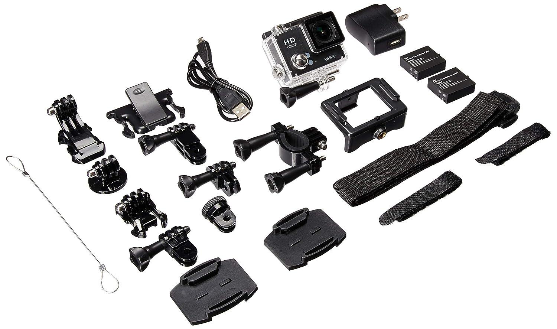 Geekpro Camera Review : Amazon geekpro pro wifi mp full hd p sports camera