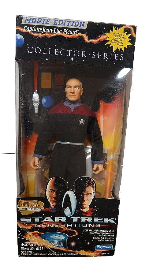 921fe176b2107 Star Trek Generations 1994 Captain Jean-Luc Picard 8 quot  Action Figure