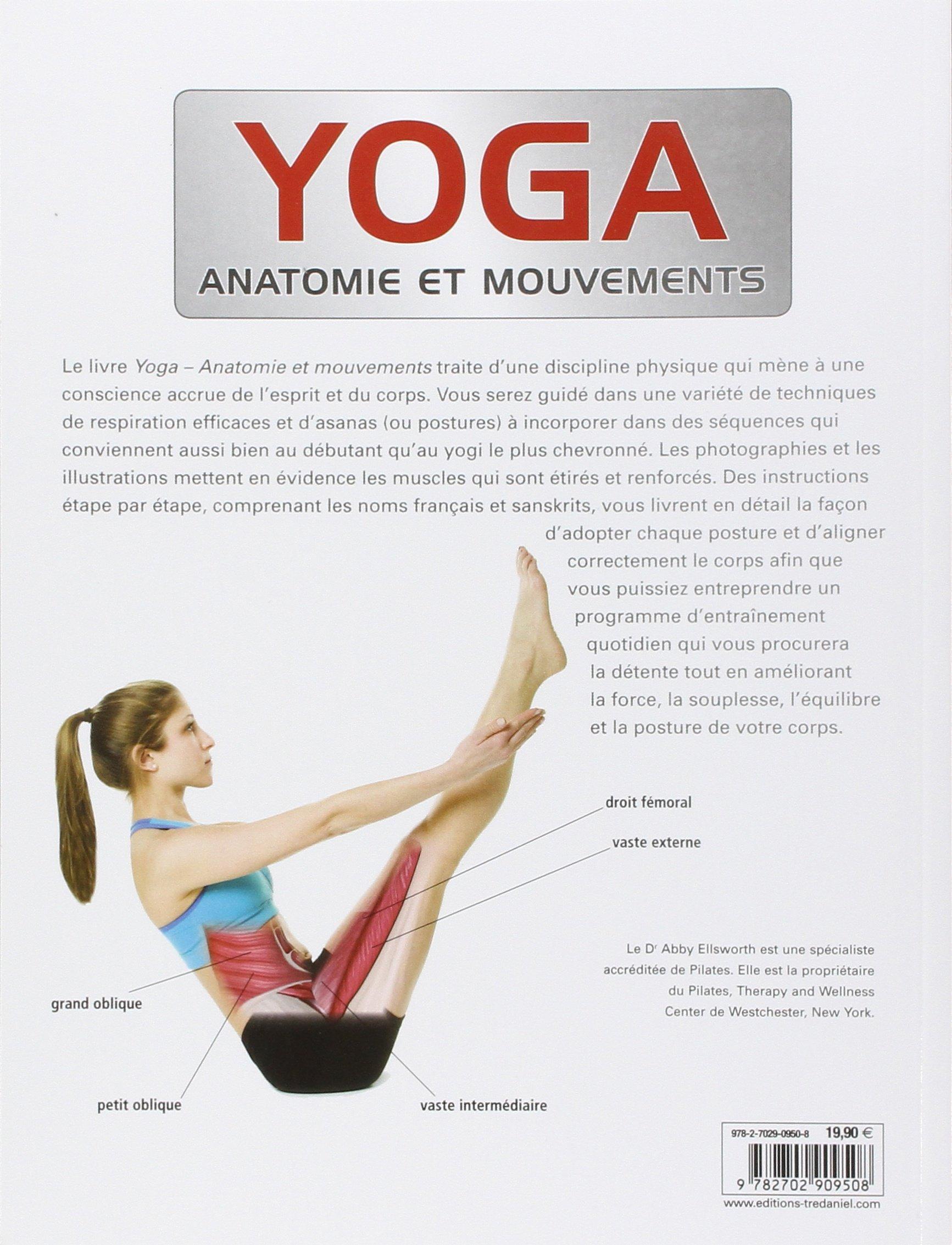 Yoga, anatomie et mouvements: Amazon.es: Abby Ellsworth ...