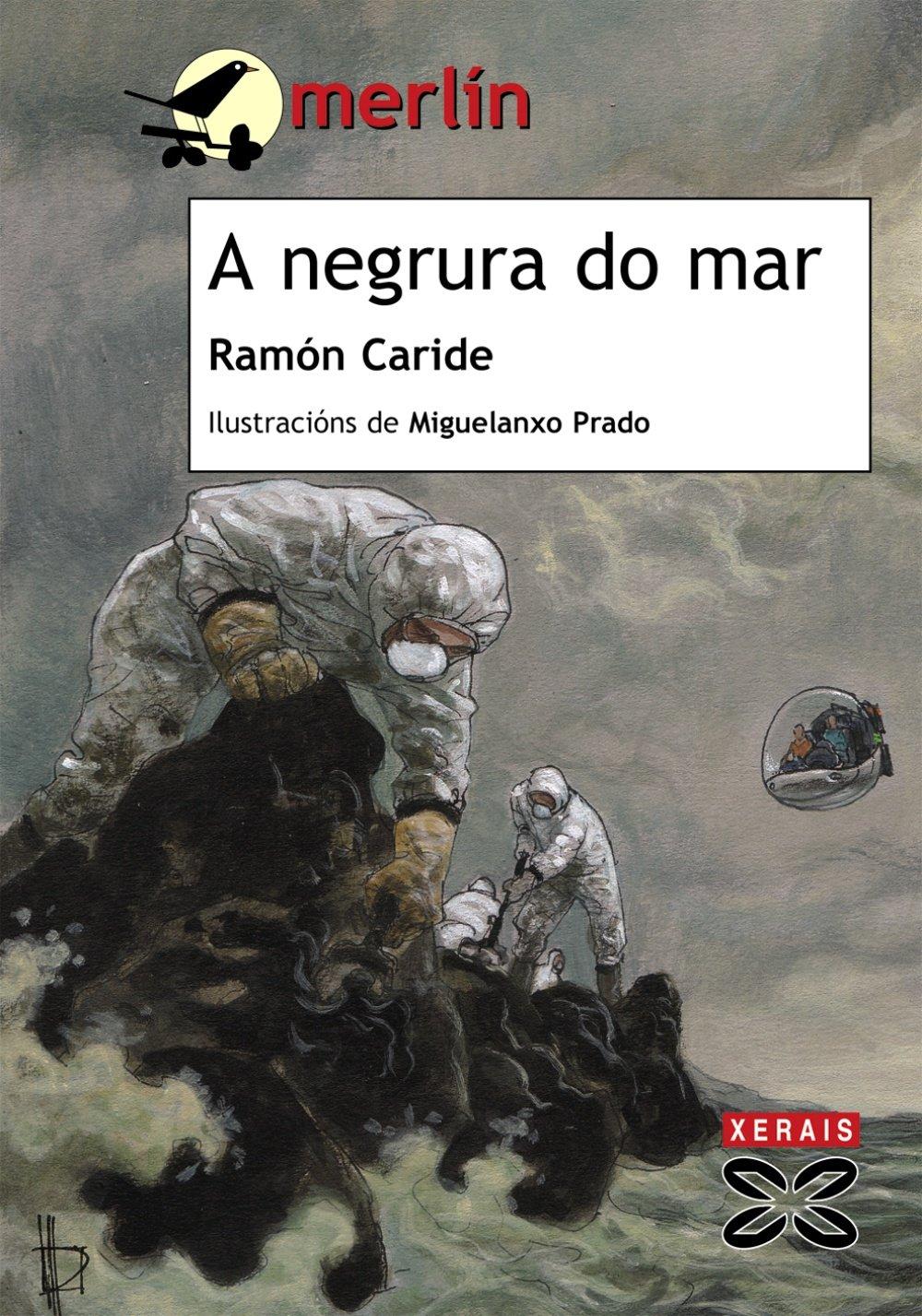 Download A Negrura Do Mar / the Blackness of Sea (Galician Edition) ebook