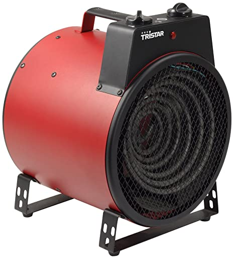 Tristar KA-5027 Power - Calefactor potente (3000 W), color rojo