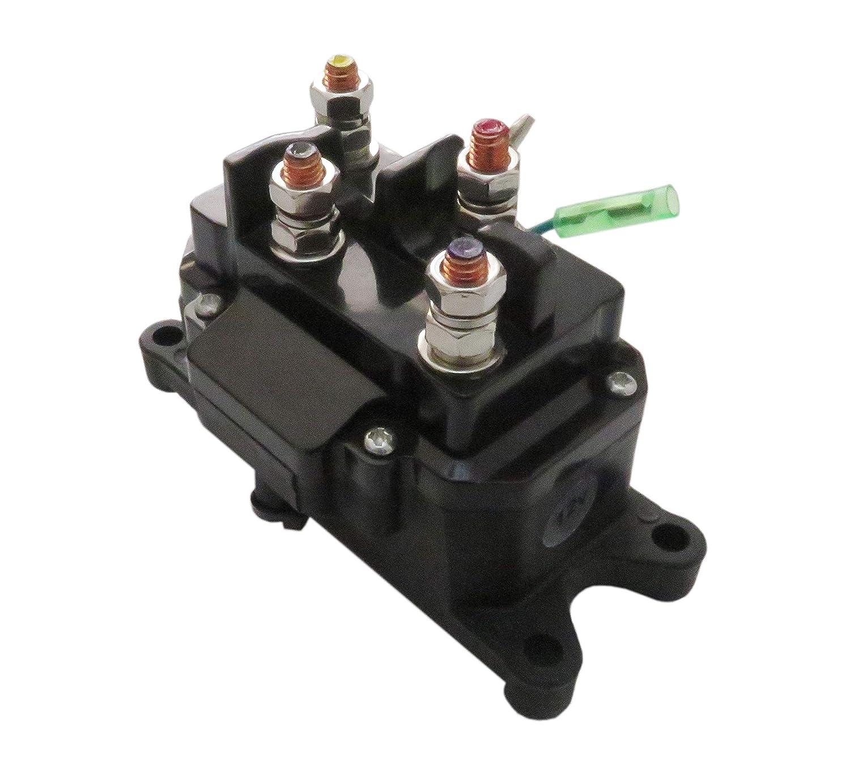 12V Solenoid Relay Contactor For KFI ST17 S2000 A2500 A3000 U4500 U4500w SE25 SE35 SE45