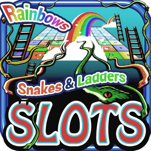Rainbows Snakes & Ladders Slots ()