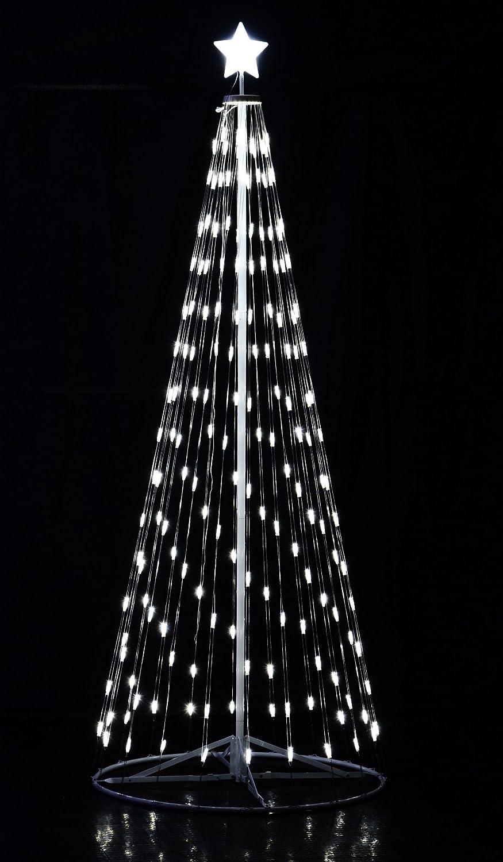 Amazoncom Homebrite 61504 Led Light Strand Tree With Ir Remote