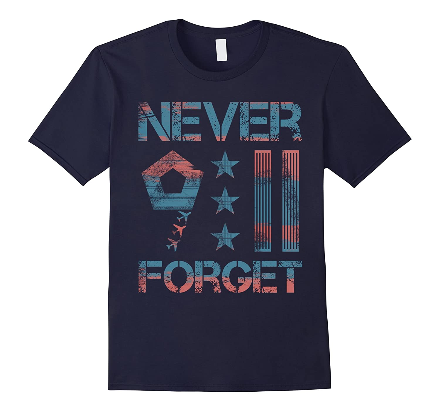 9/11 Remembrance, We Will Never Forget-TH