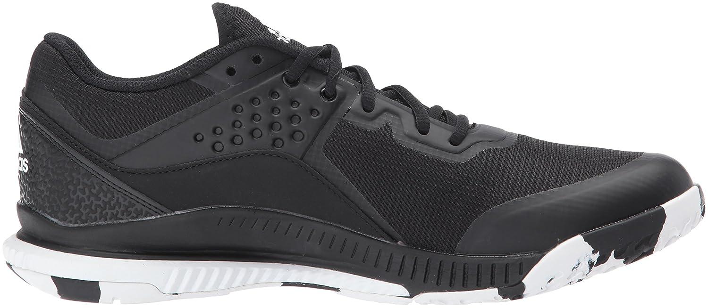 adidas Women's Crazyflight Bounce W Volleyball Shoe B01NAIXW4S 8.5 B(M) US|Black/White/Black