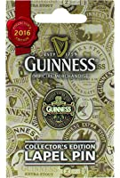 Guinness 2016 Collectors Edition - Metal Lapel Pin With Label