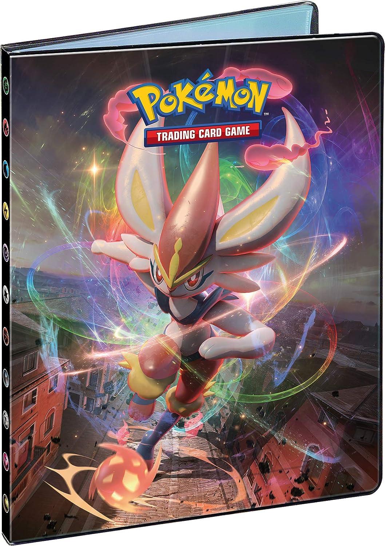 Pokemon Espada y Escudo, Clash Des Rebeldes (EB02) : Portfolio A4 ...