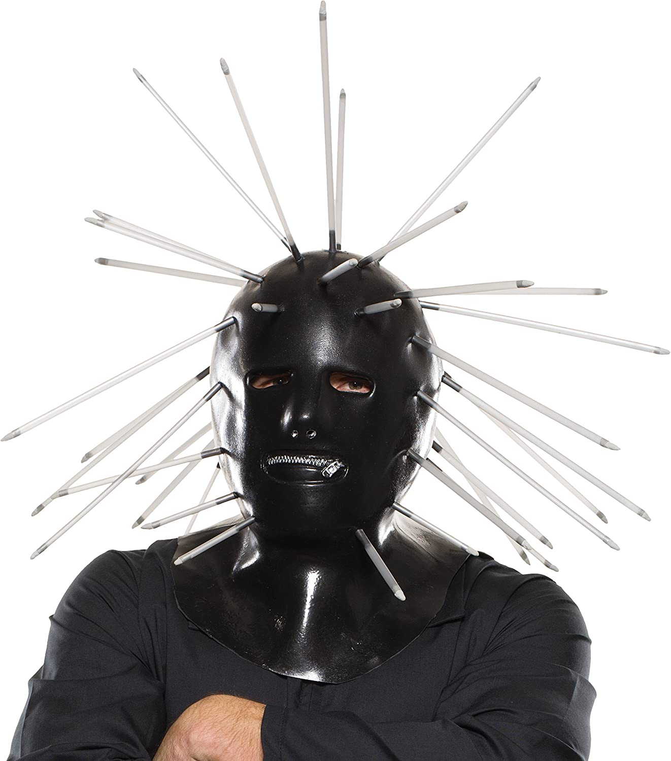 Amazon.com: Rubie's Costume Co Slipknot Craig Full Mask, Multi ...