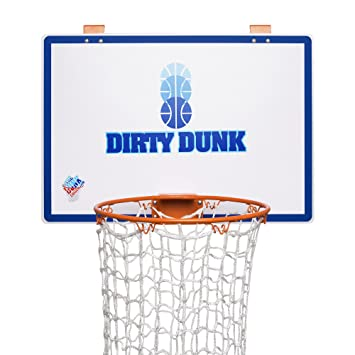 Amazon.com: The Dirty Dunk - the Original Over-the-Door Basketball ...