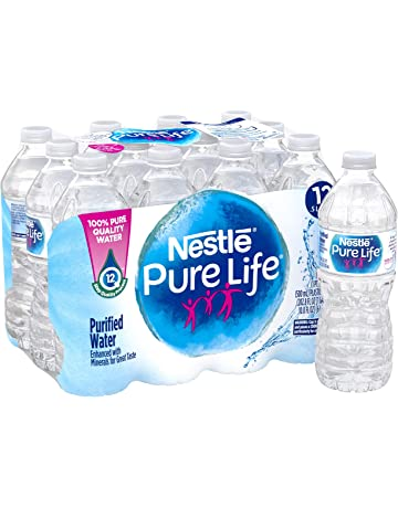 1d2721ad09 Nestle Pure Life Purified Water, 16.9 fl oz. Plastic Bottles (12 count)