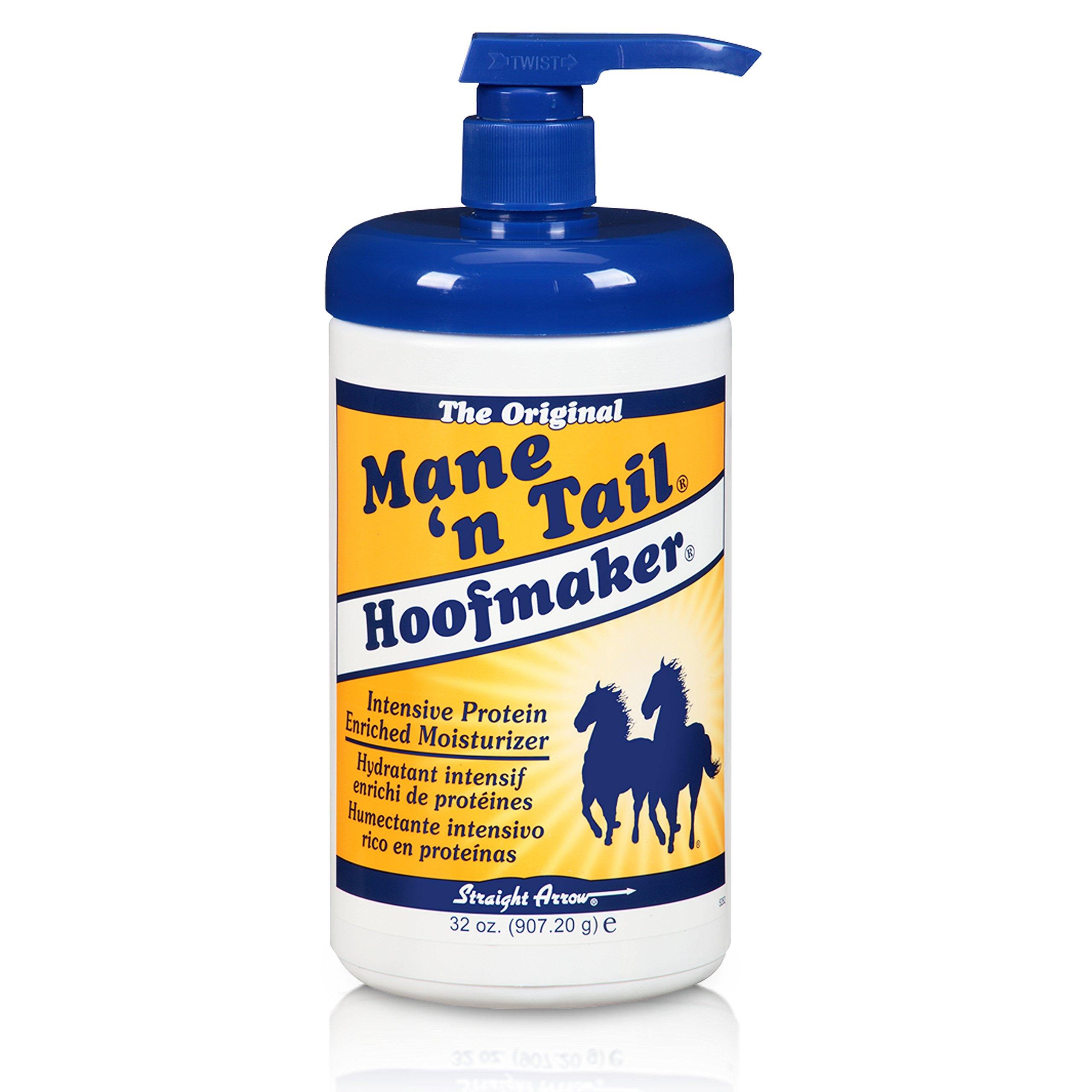 Amazon.com : Mane\'n Tail HoofMaker Hand & Nail Lotion 6 oz : Horse ...