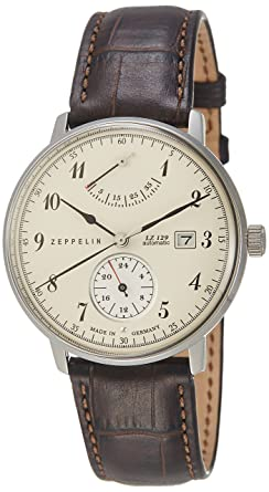 Zeppelin Automatic 7060 4 Automatic Mens Watch Made In Germany