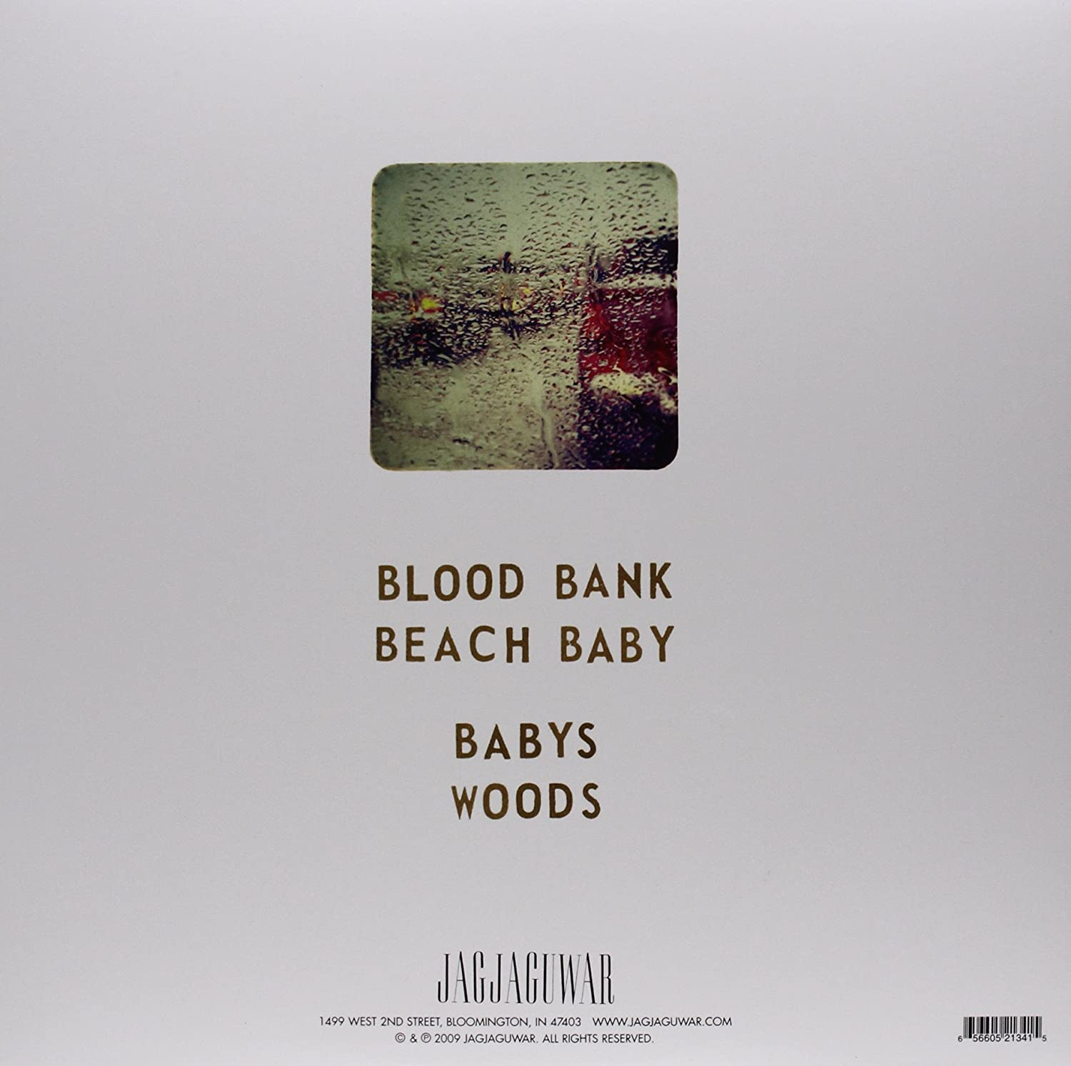Bon Iver Blood Bank Vinyl Amazon Music