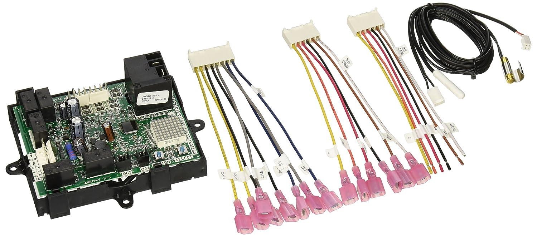 Defrost Control Board Wire Symbol Center Icm Circuit Wiring Diagram Emerson 47d01u 843 Universal Heat Pump Amazon Com Rh Rheem For