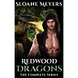 Redwood Dragon Shifters: The Complete Ten Book Series (The Dragons & Magic Universe of Stories 2)