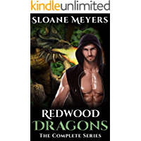 Redwood Dragon Shifters: The Complete Ten Book Series