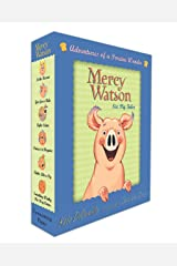 Mercy Watson Boxed Set: Adventures of a Porcine Wonder Paperback