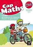 CAP Maths CM1 Éd. 2017 - Cahier de géométrie