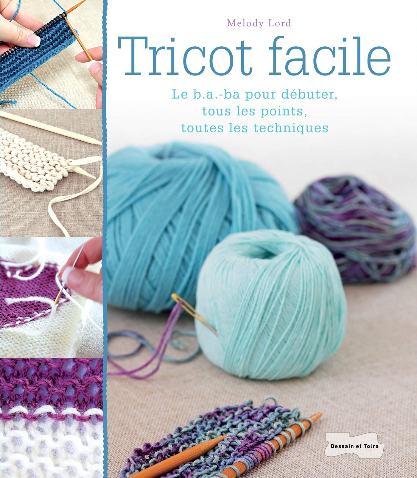 Amazonfr Tricot Facile Melody Lord Livres