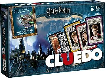 Cluedo de El Mundo de Harry Potter Edición Especial con mágico extras. Detective parte (lo mismo Juego en nuevo diseño): Amazon.es: Juguetes y juegos