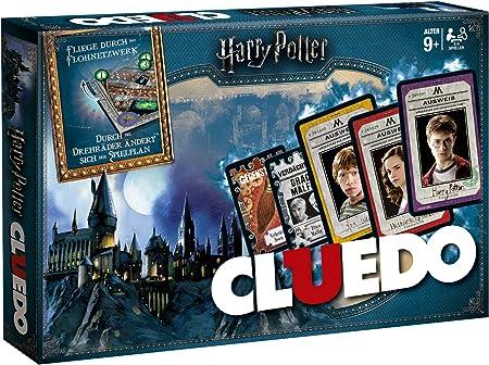 Cluedo de El Mundo de Harry Potter Edición Especial con mágico extras.Detective parte (lo mismo Juego en nuevo diseño): Amazon.es: Juguetes y juegos