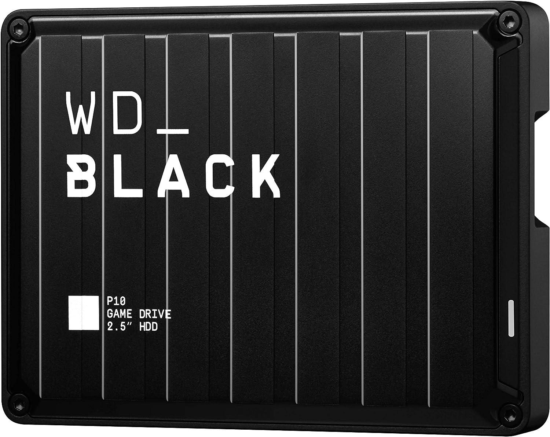WD Black P10 - Game Drive de 5 TB para Acceder en Cualquier ...