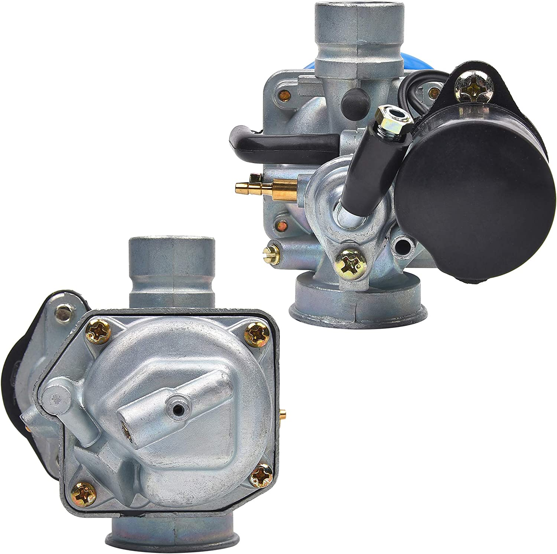 Carburetor Carb Replacement for 50cc 70cc 90cc 2 Stroke ATV Quad Alpha Sport 4 Wheeler Dino 50 JP 50