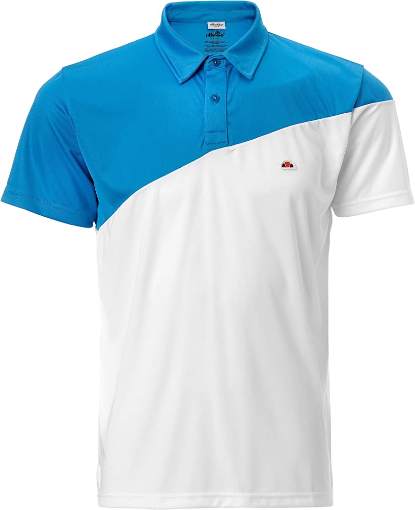 Ellesse Tennis Polo, Hombre, Blanco, M: Amazon.es: Zapatos y ...