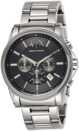 Image Unavailable. Image not available for. Colour  Armani Exchange Men s  Watch AX2084 016815fd0f01
