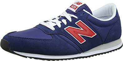 new balance 420 homme rouge
