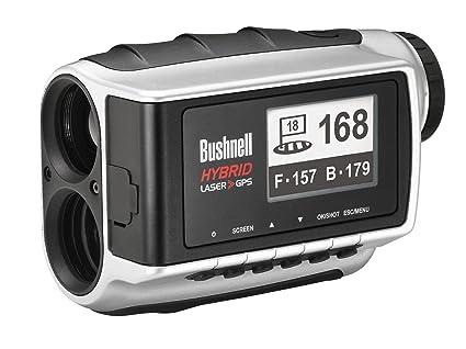 Bushnell Golf Entfernungsmesser Test : Bushnell laser und gps entfernungsmesser hybrid silber eu