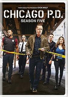 Book Cover: Chicago P.D.: Season Five