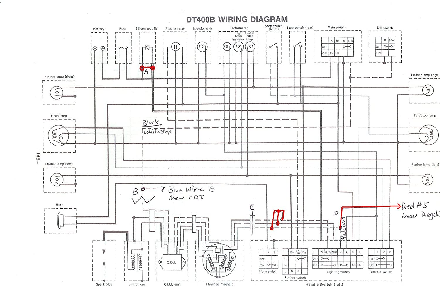 Dt360 Wiring Diagram | Wiring Diagram on