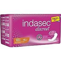 Indasec Discreet - Compresa para Pérdidas, Leves Maxi