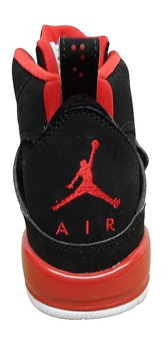 on sale c442c bcd6f Nike Air Jordan Flight 45 Haute Ip BG Hi Top Baskets 845095 Sneakers  Chaussures - Multicolore ...