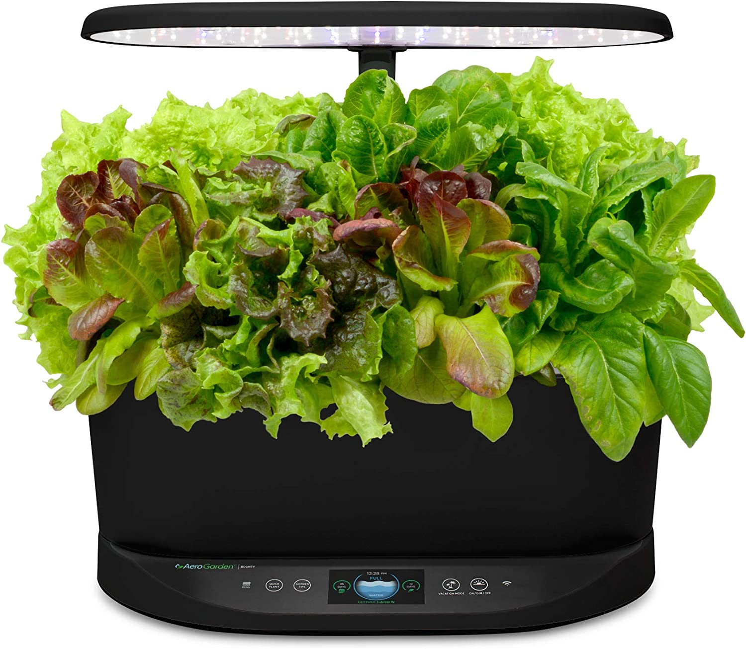 AeroGarden Black Bounty Indoor Hydroponic Garden