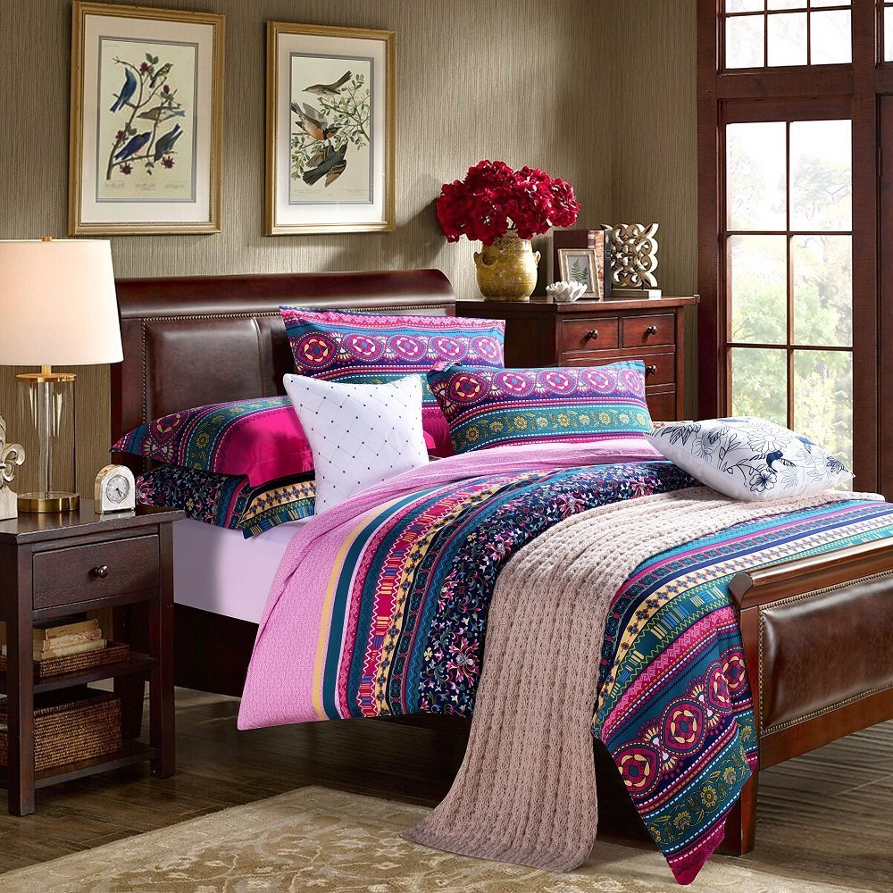 fadfay home textile modern colorful boho bedding fashion adult  - fadfay home textile modern colorful boho bedding fashion adult beddingset sexy luxury disigner bedding sets king size duvet covers