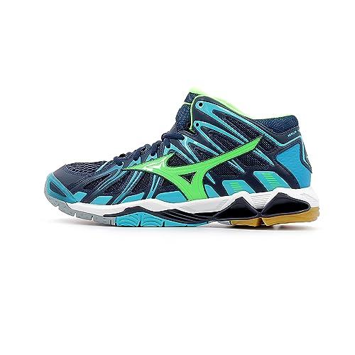 Mizuno Wave Tornado X2 Mid, Zapatos de Voleibol para Hombre: Amazon.es: Zapatos y complementos