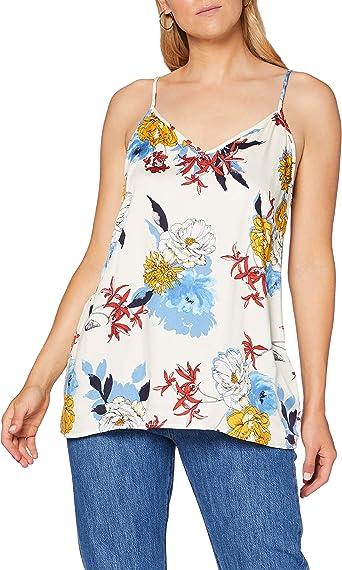 ONLY Carmakoma Carflone Singlet Camisa para Mujer: Amazon.es: Ropa y accesorios