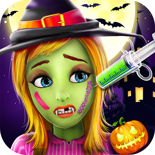 Halloween Doctor Care (Operation Halloween Game)