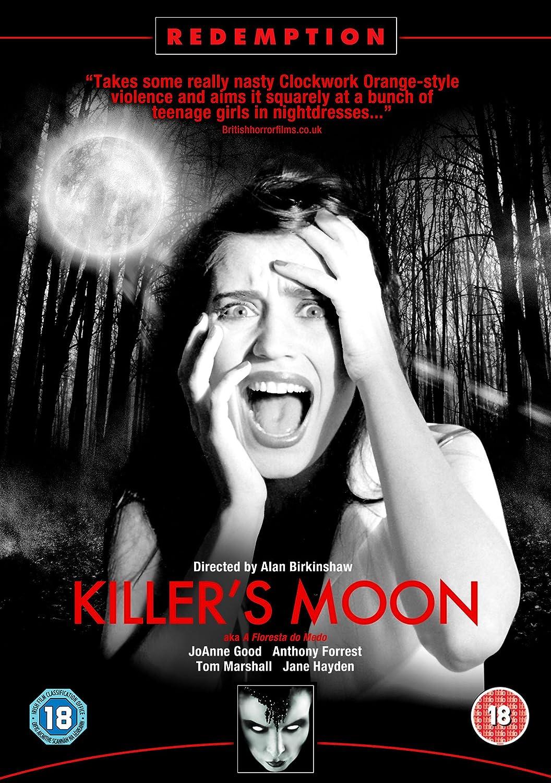 Killers Moon [DVD]: Amazon.co.uk: Anthony Forrest, David Jackson, Tom Marshall, Georgina Kean, Nigel Gregory, Paul Rattee, Jane Hayden, Alison Elliot, ...