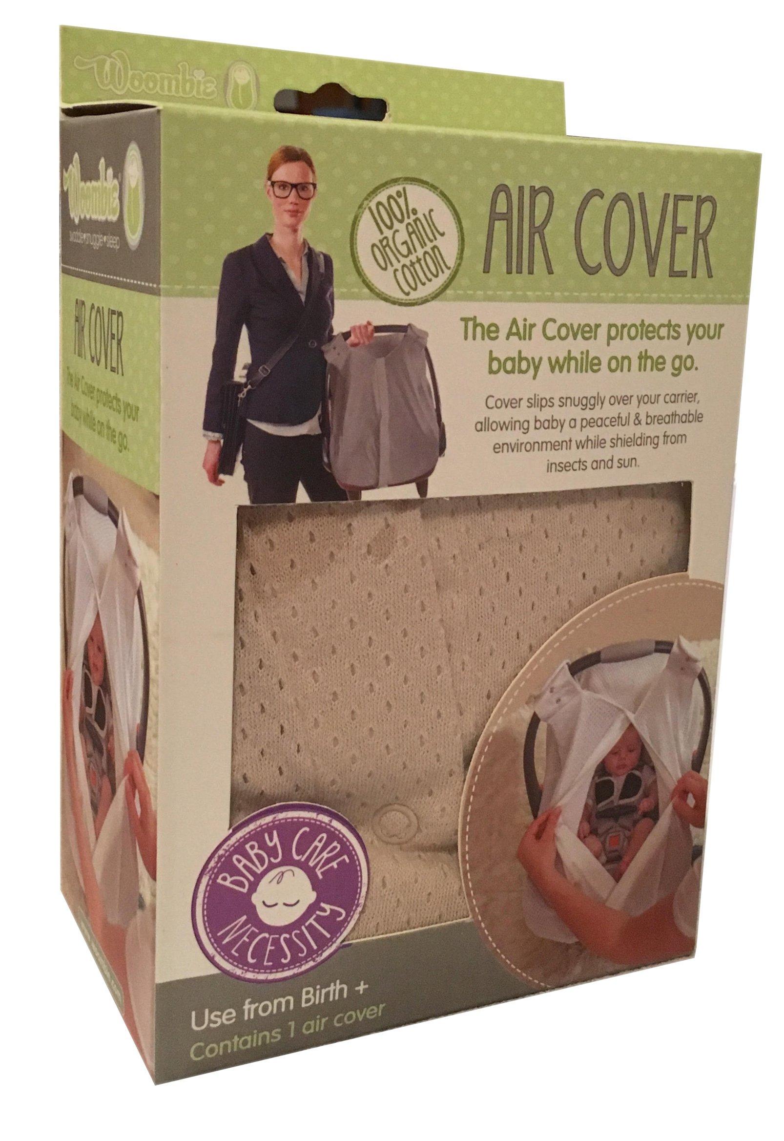 Woombie Organic Air Cover, Beige