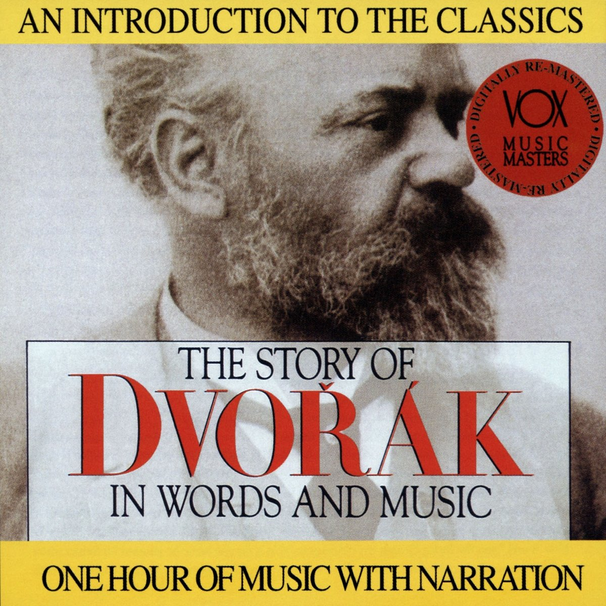 The Story of Dvorak in Words and Music by Vox (Classical)