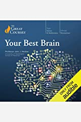 Your Best Brain: The Science of Brain Improvement Audible Audiobook