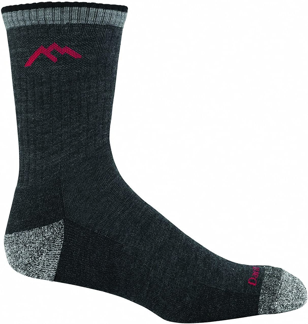 Darn Tough Vermont Women/'s Merino Wool Seamless hiking Socks S 3.5-6