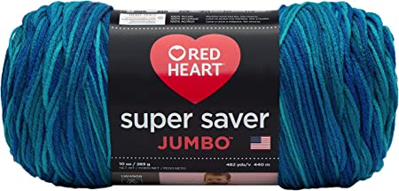 Macaw Red Heart Super Saver Jumbo E302C