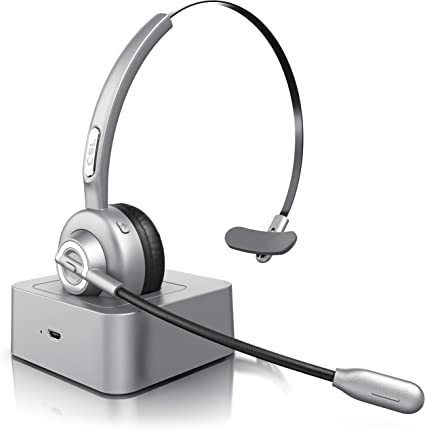 Csl Bluetooth Headset Mit Ladestation Mono Pc Elektronik