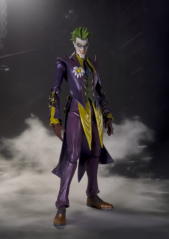 BANDAI Tamashii Nations SHFiguarts Joker Injustice Ver. Action Figure