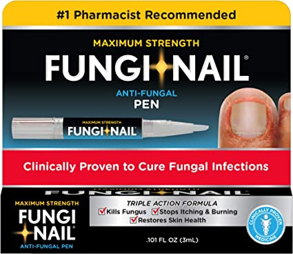 how to cure anti fungal infection